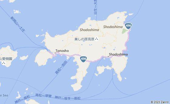 Shōdo Island, Japan