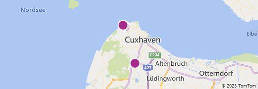 cuxhaven  duhnen ferienwohnung