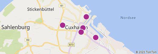 cuxhafen+ferienwohnungen