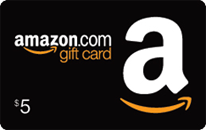 The Amazon.com Gift Card* can be used towards Books, Electronics