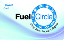 $5 worth of FuelCircle points (510 points)