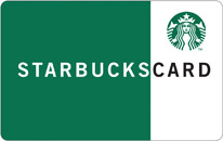 $5 Starbucks Card