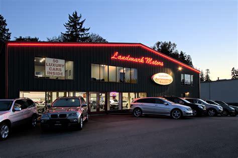 Landmark Motors, Inc. - Kirkland, WA
