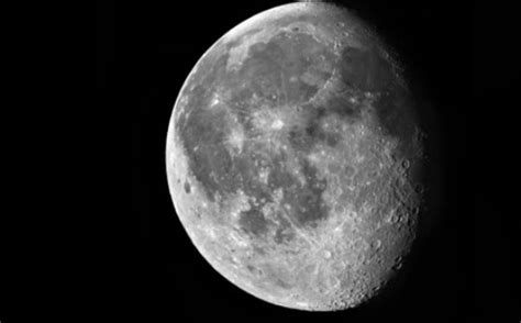 Mysterious Moon Warming Has Been Solved