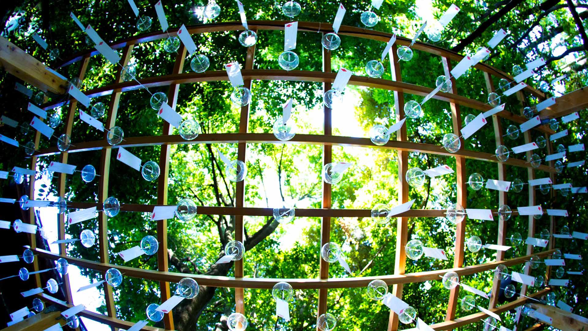 「風鈴祭り」埼玉, 川越 (© motion.imaging/Shutterstock)