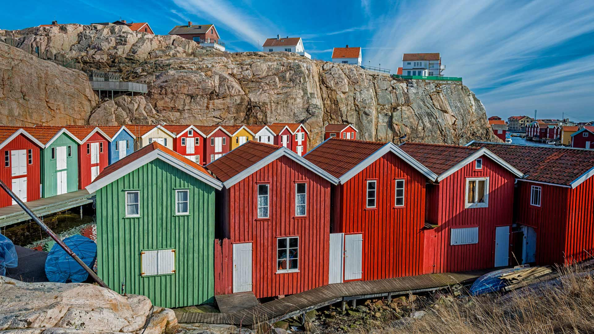 「スモーゲン」スウェーデン (© Martin Wahlborg/Getty Images Plus)