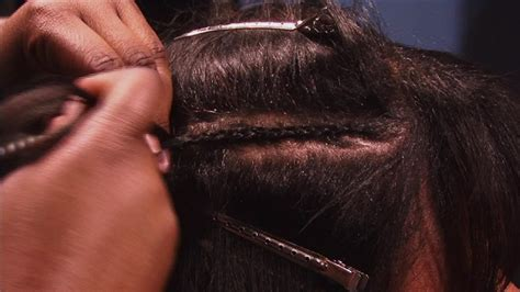 braiding for hair weave picture 2