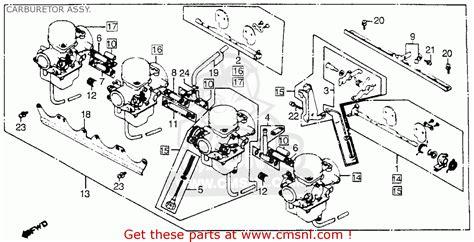 cb900 carb parts picture 10