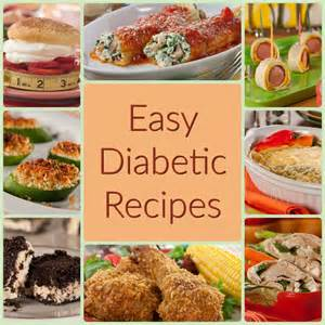 diabetic recipes picture 1