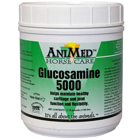 10 000 mg glucosamine joint supplement for horses picture 9