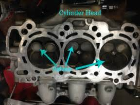 white smoke head gasket picture 17