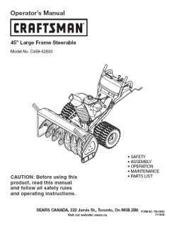 craftsman c950-52915-0 picture 3