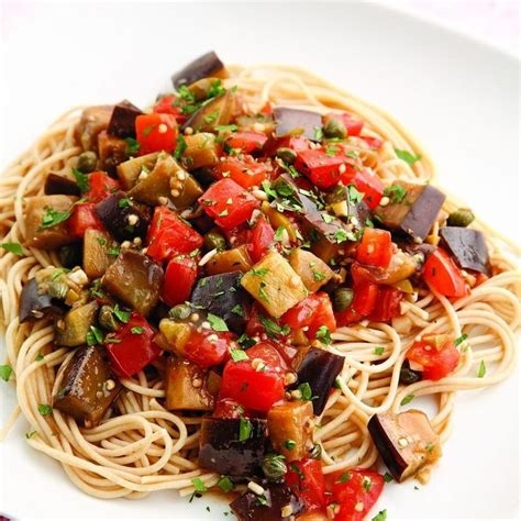 angel hair pasta olives capers picture 3