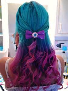 dyed hair picture 11