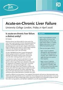 define chronic liver disease picture 6