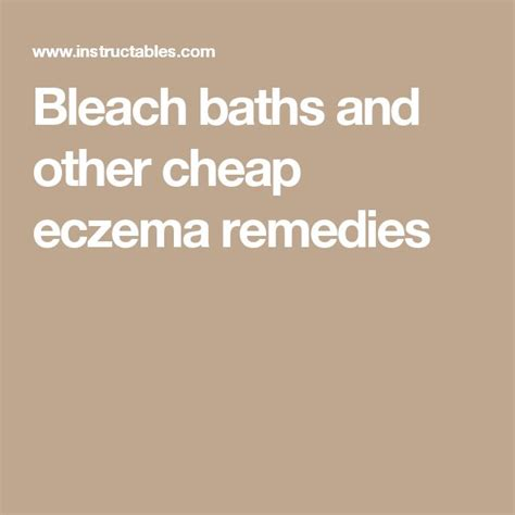 bleach baths and acne picture 1