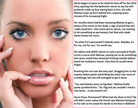 forced to glued breast forms stories picture 5