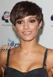 celebrity short hair styles picture 18