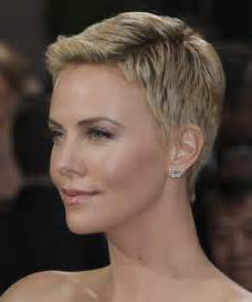 charlise therrons hair styles picture 9