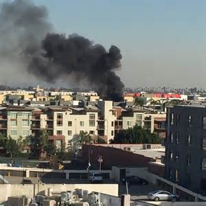 los angeles district smoke picture 1