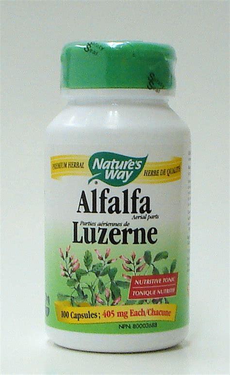 alfalfa supplements picture 18