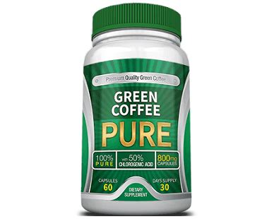 pure green coffee hype picture 3