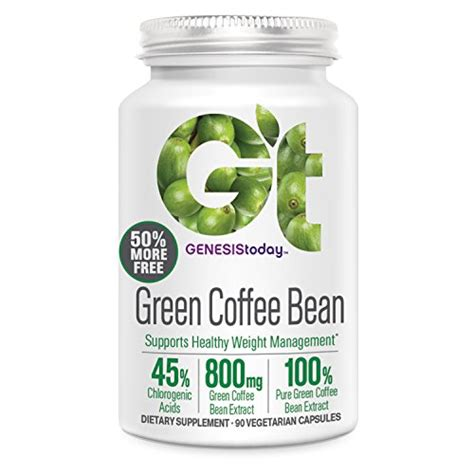 pure green coffee bean genesis picture 7