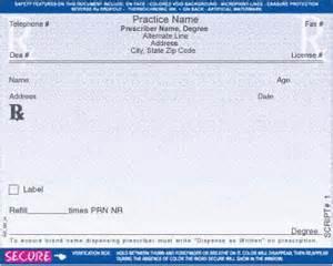 prescription pads picture 5