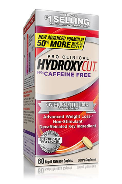 hydroxycut - caffeine free picture 1