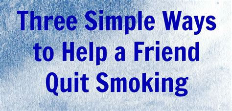 kids helping friends to stop smoking picture 2