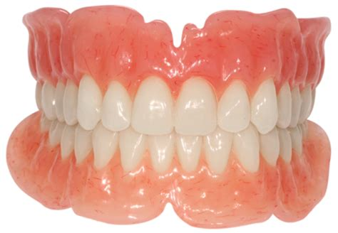 acrylic characterized teeth picture 11