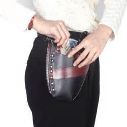 hair stylist waist purse picture 18