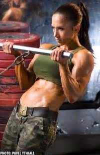 female muscle models picture 5