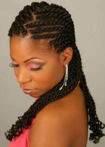 african american hair plat styles picture 13