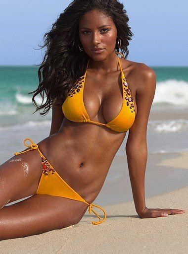 pictures of dark tan skin brazilian models picture 3