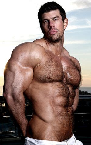 hairy muscle men video picture 5