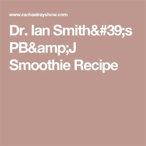dr ian smith new food formula picture 3