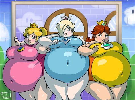 rosalina weight gain anime expansion picture 3