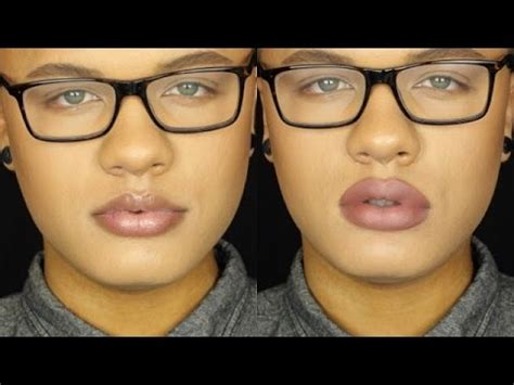 how to simulate lips on your picture 13