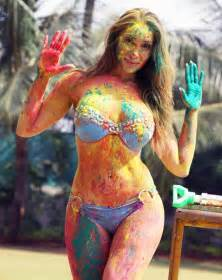 sexy anty bhabhi holi store picture 2