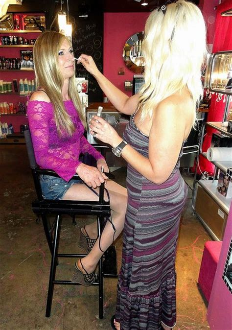 beauty salon forced trips for sissy stories picture 6