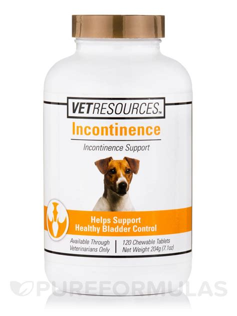 canine incontinence supplement picture 6