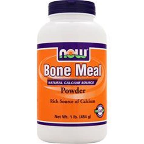 brewer's yeast and bone meal for weak ligaments picture 5