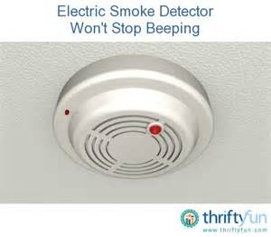 troubleshooting smoke detectors picture 6
