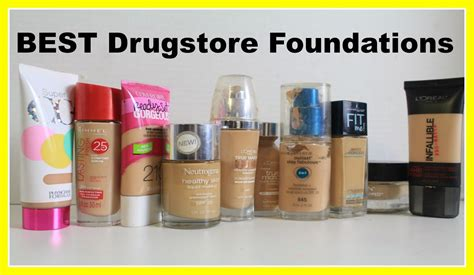best drug store foundation for olier skin and picture 2