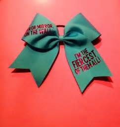 cheerleading hair bows picture 19