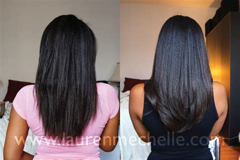 conditioning relaxed hair picture 2