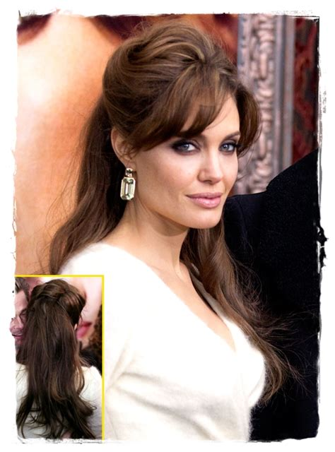 angelina jolie hair style picture 11