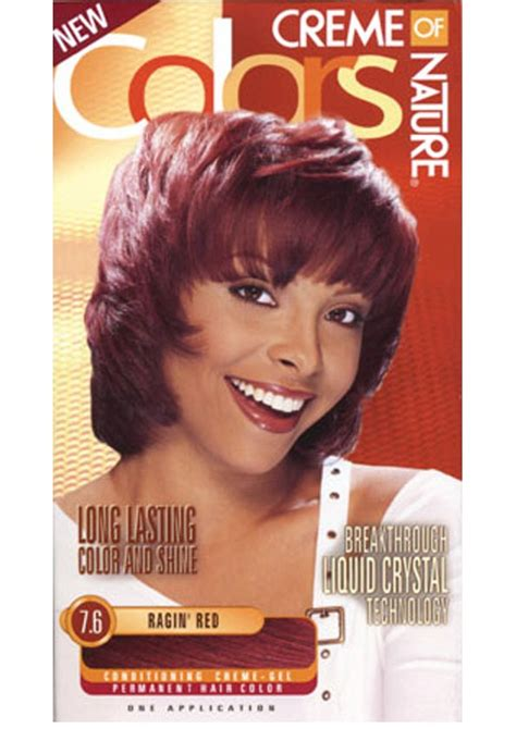 creme of nature ragin red hair color picture 7