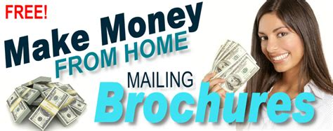 make money mailing stuff from home picture 1